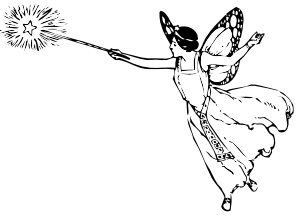 Fairy_With_Wand_clip_art_medium